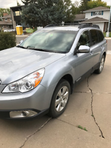 2012 Subaru Outback 3.6R Limited Wagon