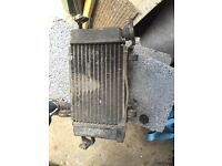 Yamaha YZF r125 radiator