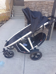 Phil and Teds Verve Double Stroller
