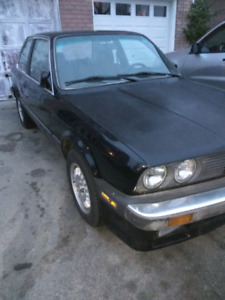 1987 BMW 325 is - E30 - 1600 obo