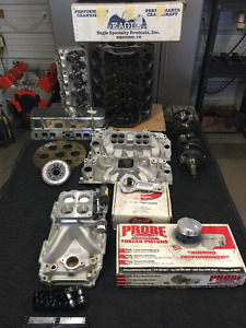 Engines, Parts and Engine Building