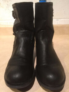 Women's GUESS Leather Boots Size 8.5 London Ontario image 5