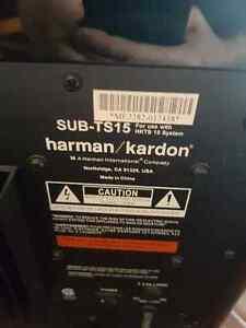 Harman Kardon Surround system with HK Receiver St. John's Newfoundland image 4