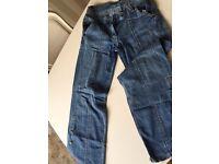 Fcuk jeans size 10