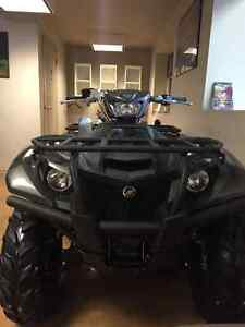 2016 Yamaha Kodiak 700 SE w/ 5 year warranty! $132 bi-weekly