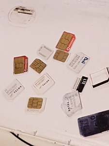Wanted old sim cards