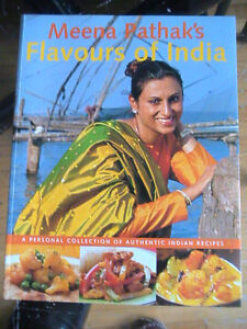 Flavours of India by Meena Pathaks (100 Recipes & More!)