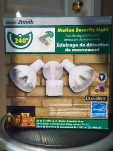 Heath Zenith Motion Activated Security Light SL-5205-WH