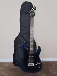 Guitare électrique B C Rich