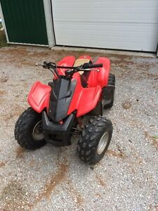Bombardier ds90 youth atv