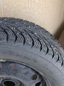 Winter Tires- good condition