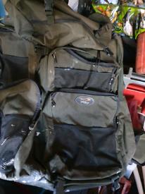 Fishing rucksack backpack tf gear heavy duty