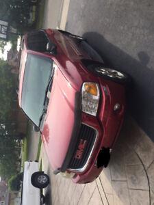 2002 GMC Envoy SUV