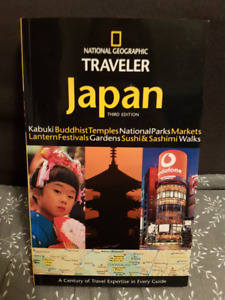 National Geographic Japan 3rd Edition