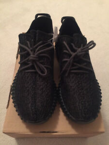 Black Pirate Yeezys 250. Kingston Kingston Area image 5