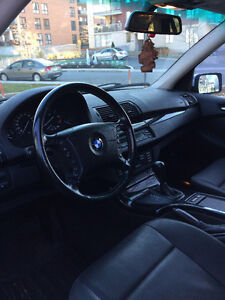 2003 BMW X5 3.0 SUV, Crossover West Island Greater Montréal image 7