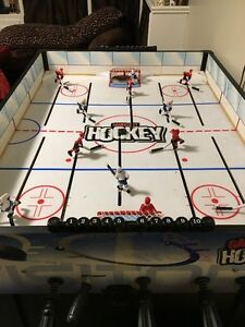 Game Craft Rod Hockey Table
