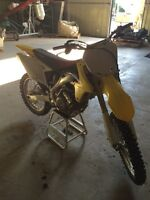 2008 Rmz450 fuel injected