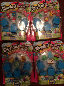 Shopkins Season 1 – 5 Pack Find the Ultra Rare Glitter New