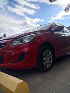 Selling my 2014 Hyundai accent