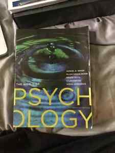The World of Psychology Soft Cover