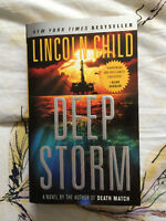 Book: Deep Storm by Lincoln Child