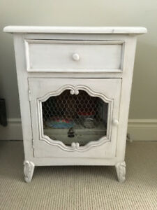 French Side Table/Cabinet