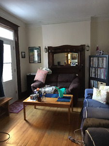 Spacious 5 ½ short walk from Vendome (NDG) - April 1st, 2017