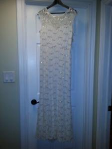 BNWT Ladies Vintage Inspired Wedding Dress