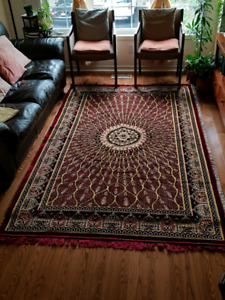 New area rug made in Turkey