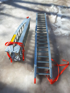 ATV loading ramps
