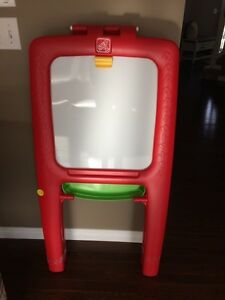 Step 2 double sided children's easel