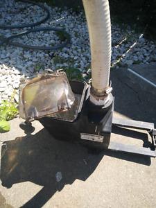1.5HP pompe Hayward pour pieces