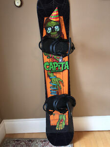 Capita Horrorscope 147 with Union Contact Bindings