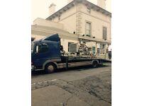 Hiab lifting service. Transport Recovery cars vans classics. Scrap vehicles brought crane