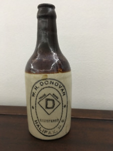Donovan Ginger Beer Bottle