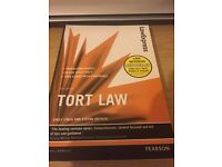 Tort law law express law revision