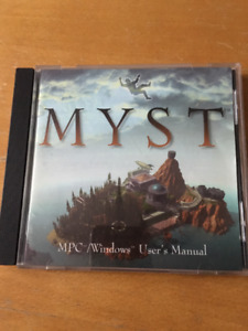 Why Pay Retail: Classic Myst series video game set