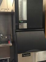 Ice-o-matic ICE0520 Commercial Ice maker • like NEW •