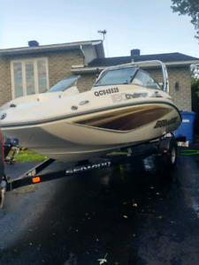 2007 Seadoo challenger 180 **equipment included