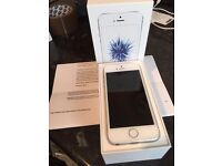 Apple iPhone SE 64GB Silver BNIB