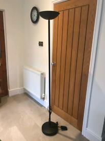 Led black lamp