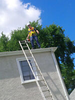 Eavestrough and Fall Cleanups Winnipeg