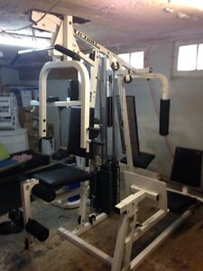Weirder all in one home gym