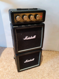 Marshall MS-4 Micro Stack Practice Amp