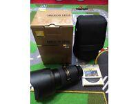 nikkor lens AF-S 24-70mm f/2.8 G ED