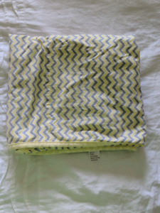 Brand new miracle blanket for swaddling