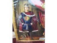 Noble kings costume