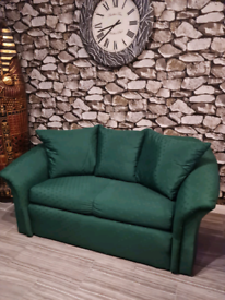 Emerald Green Sofa Bed (Small Bed)
