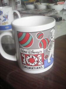 Tasse Les 101 Dalmatiens / 1 Mug Disney 101 Dalmatians / England